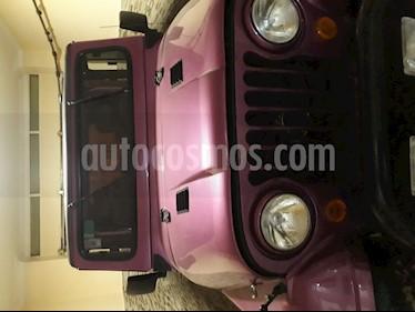 Ika Jeep 4x4 Ja 2p usado (1957) color Rojo precio $250.000