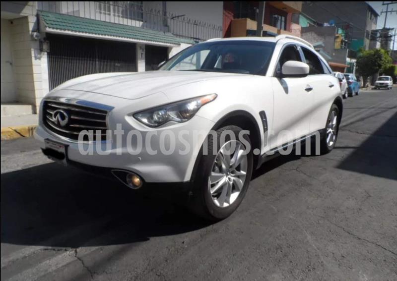 Infiniti FX 50 usado (2012) color Blanco precio $240,000