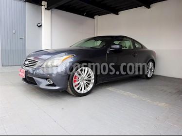 Foto venta Auto usado Infiniti G Coupe 37 (2012) color Grafito precio $259,000
