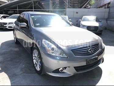 Foto venta Auto usado Infiniti G Sedan 37 Premium (2012) color Arena precio $180,000
