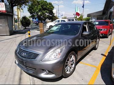 Foto venta Auto usado Infiniti G Sedan 37 Premium (2012) color Gris precio $180,000