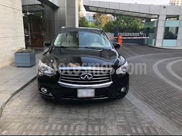 Foto venta Auto usado Infiniti JX 35 AWD Premium (2013) color Negro precio $320,000