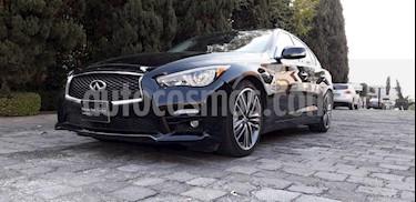 Foto venta Auto Seminuevo Infiniti JX 35 (2017) color Negro precio $550,000