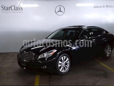 Foto venta Auto usado Infiniti M 37 Premium (2012) color Negro precio $329,000