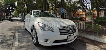 Infiniti M 37 Premium usado (2012) color Blanco Nieve precio $253,000