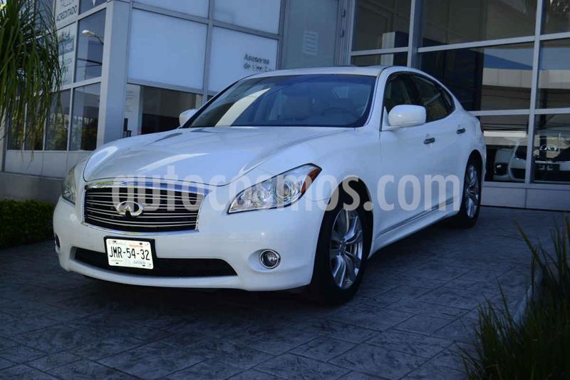 Infiniti M 37 Premium usado (2013) color Blanco precio $294,000