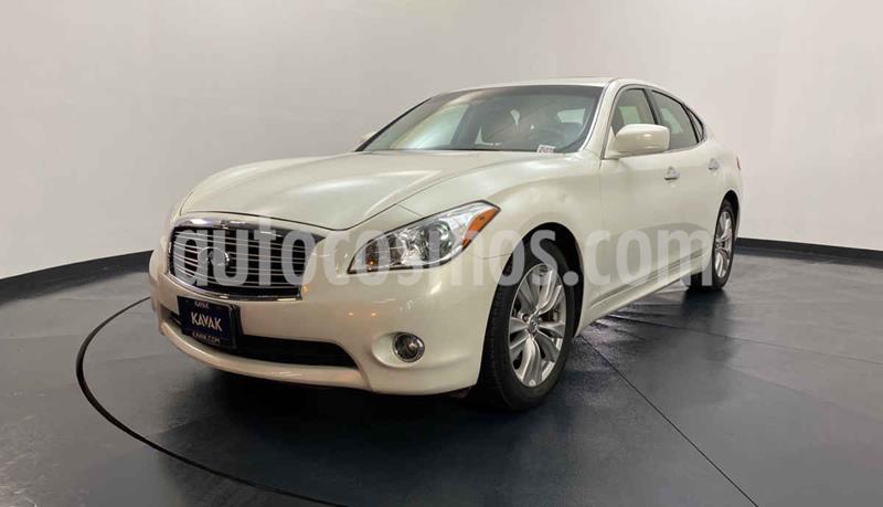 Infiniti M 37 Premium usado (2012) color Blanco precio $229,999