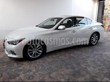 Infiniti Q50 Perfection usado (2016) color Blanco precio $267,000