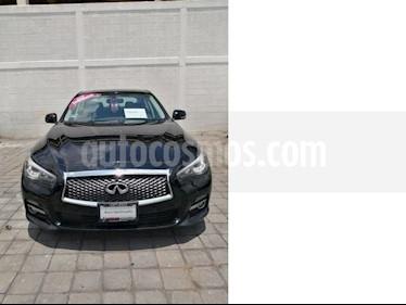Foto venta Auto usado Infiniti Q50 Perfection (2015) color Negro precio $279,000