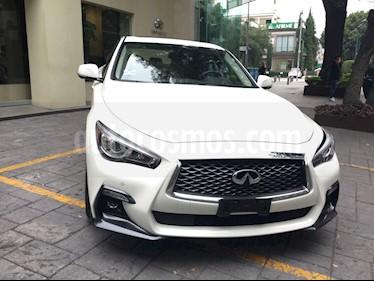 Foto venta Auto usado Infiniti Q50 Q50 3.0L SPORT PLUS (2019) color Blanco precio $699,000
