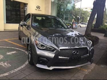 Foto venta Auto usado Infiniti Q50 Q50 3.5 HYBRID AT 4P (2016) precio $399,000