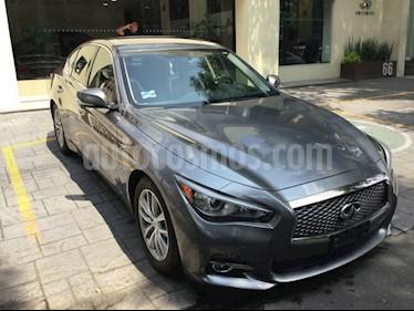 Foto venta Auto usado Infiniti Q50 Q50 3.7 PERFECTION AT 4P (2016) precio $370,000