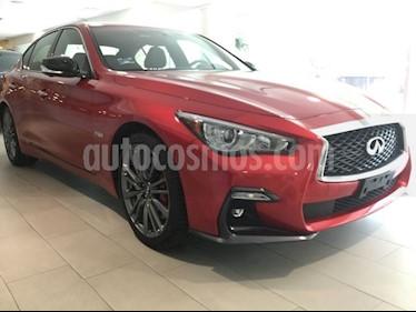 Foto venta Auto usado Infiniti Q50 Q50 6 GASOLINA 400 4P SEDAN (2018) precio $700,000