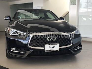 Foto venta Auto usado Infiniti Q60 400 Sport (2018) color Carbon precio $899,900