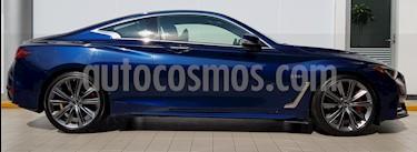 Infiniti Q60 400 Sport usado (2018) color Azul precio $715,000