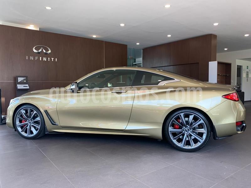 Infiniti Q60 400 Sport usado (2019) color Dorado precio $939,000