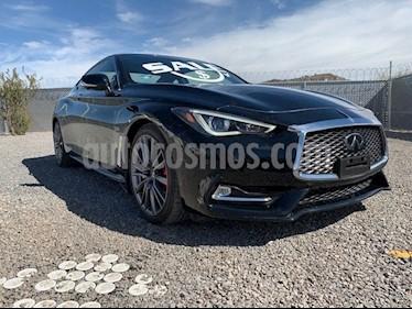 Foto venta Auto usado Infiniti Q60 Q60 2 PUERTAS PERFECTION 3.0 (2017) color Negro precio $790,000