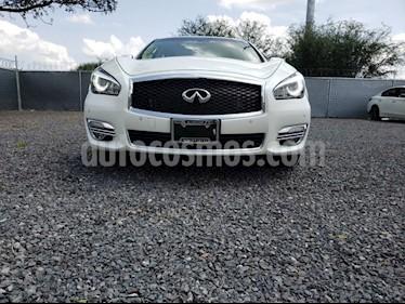Foto venta Auto Seminuevo Infiniti Q70 3.7 Seduction (2018) color Blanco precio $710,000
