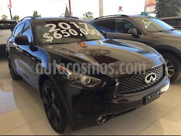 Foto venta Auto usado Infiniti Q70 Perfection 5.6 (2017) color Negro precio $550,000