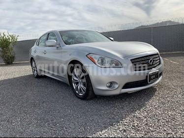 Foto venta Auto usado Infiniti Q70 Q 70 INFINITI (2014) color Plata precio $380,000