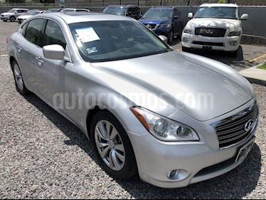 Foto venta Auto usado Infiniti Q70 Q70 5.6 PERFECTION (2014) color Plata precio $380,000