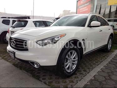 Foto venta Auto usado Infiniti Q70 Seduction 3.7 (2014) color Blanco precio $390,000