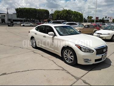Foto venta Auto usado Infiniti Q70 Seduction 3.7 (2017) color Blanco precio $475,000