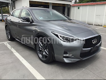 Foto venta Auto usado Infiniti QX30 QX30 2.0 SPORT PLUS 5P (2019) color Gris precio $613,000