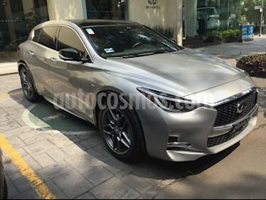 Foto venta Auto usado Infiniti QX30 QX30 2.0 T SPORT PLUS (2017) color Plata Mercurio precio $495,000