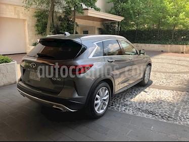 Foto venta Auto usado Infiniti QX50 Essential (2019) color Grafito precio $680,000