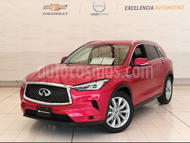 Infiniti QX50 Luxe usado (2019) color Rojo precio $650,000