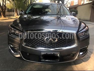 Foto venta Auto usado Infiniti QX60 2.5 Hybrid (2017) color Polvora precio $900,000