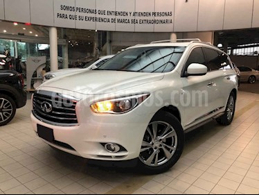 Foto venta Auto usado Infiniti QX60 2.5 Hybrid (2016) color Blanco precio $440,000