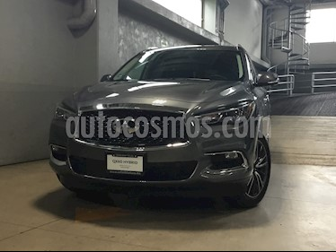 Foto venta Auto usado Infiniti QX60 2.5 Hybrid (2018) color Polvora precio $960,200