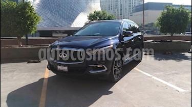 Foto venta Auto usado Infiniti QX60 2.5 Hybrid (2017) color Azul precio $785,000