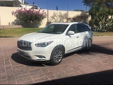 Foto venta Auto usado Infiniti QX60 3.5 Inspiration (2015) color Blanco precio $345,000