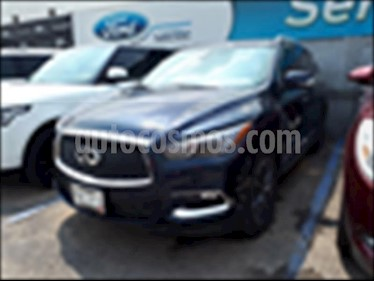 Infiniti QX60 3.5 Perfection Plus usado (2017) color Azul Marino precio $550,000