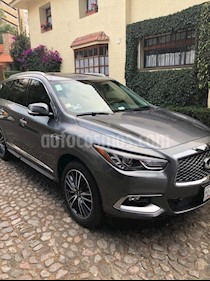 Infiniti QX60 3.5 Perfection usado (2017) color Carbon precio $550,000