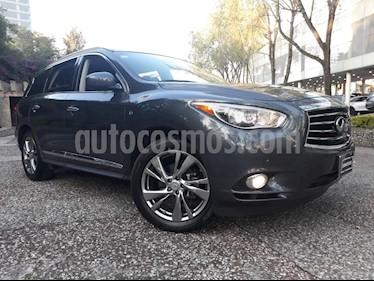 Foto venta Auto Seminuevo Infiniti QX60 3.5 Perfection (2014) color Gris