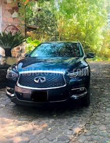 Foto venta Auto usado Infiniti QX60 3.5 Perfection (2017) color Azul precio $718,000