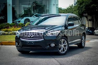 Foto venta Auto usado Infiniti QX60 3.5 Perfection (2014) color Negro precio $329,000