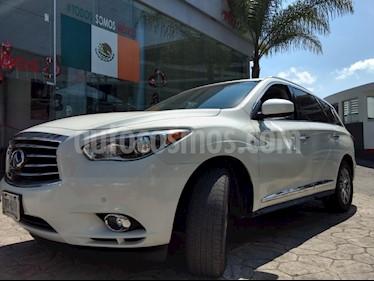 Foto venta Auto usado Infiniti QX60 3.5 Perfection (2015) color Blanco precio $398,000