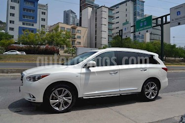Infiniti QX60 3.5 Perfection usado (2016) color Blanco precio $385,000