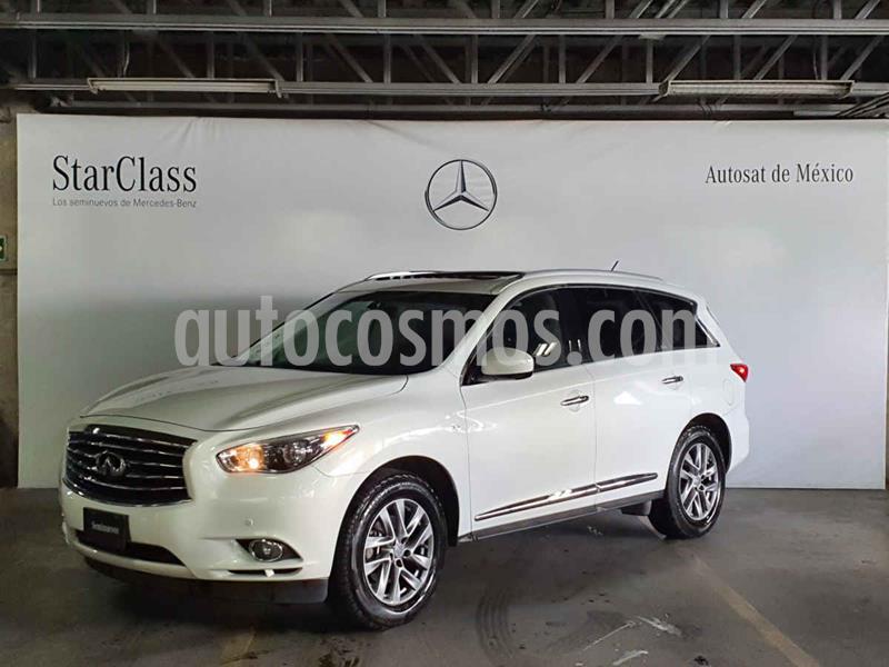 Infiniti QX60 3.5 Perfection usado (2014) color Blanco precio $339,000