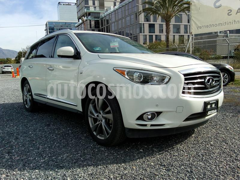 Infiniti QX60 3.5 Perfection usado (2014) color Blanco precio $410,000