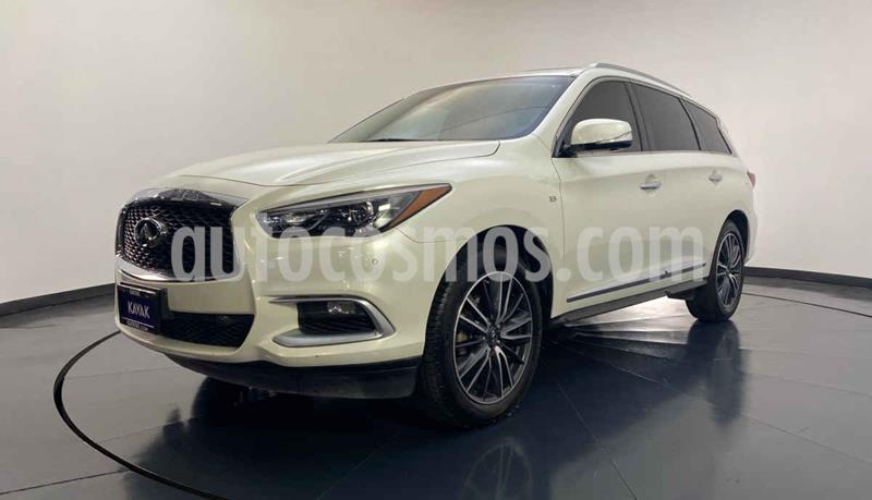 Infiniti QX60 3.5 Perfection usado (2017) color Blanco precio $497,999