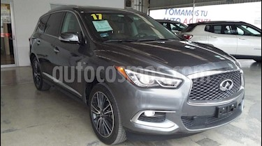 Infiniti QX60 3.5 Perfection Plus usado (2017) color Gris precio $610,000