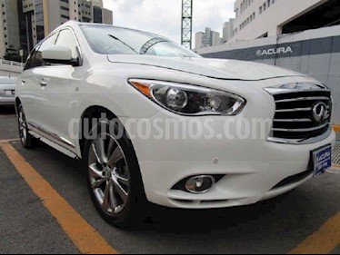 Infiniti QX60 QX60 Perfection V6/3.5 Aut usado (2016) color Blanco precio $420,000