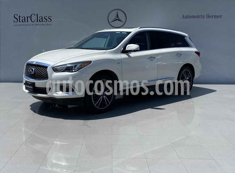 Infiniti QX60 3.5 Perfection Plus usado (2017) color Blanco precio $499,900