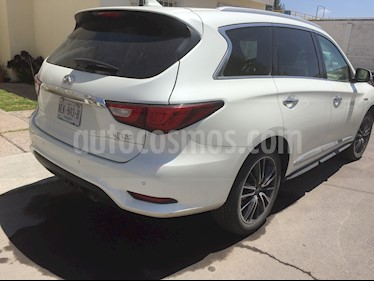 Infiniti QX60 2.5 Hybrid usado (2017) color Blanco precio $580,000